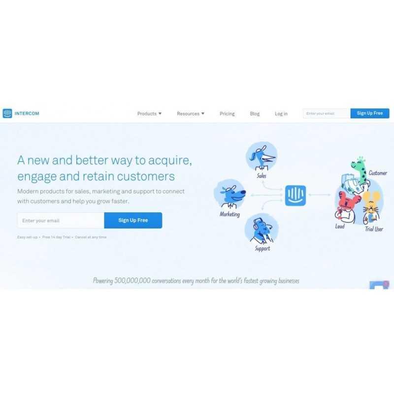 Intercom.io Live Chat Module PrestaShop