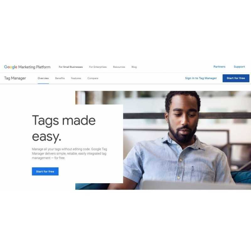 Google Analytics + Google Tag Manager Module Prestashop